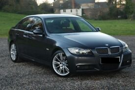 Here is for sale my stunning BMW 330i M Sport, it is a genuine factory M sport with the full setup.