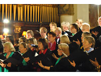 Come sing with us, lively London amateur chamber choir with eclectic repertoire has vacancies