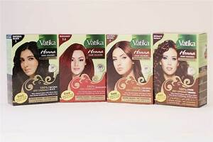 Henna Natural Hair Dye Color Lightbrown 47 Chestnut 47 Black 47