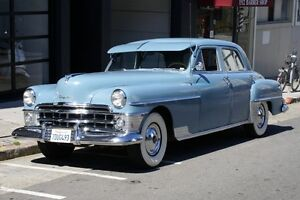 1950-Chrysler-New-Yorker-Automatic-Transmission-Well-Preserved