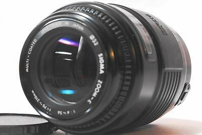 [NEAR MINT] Sigma Zoom AF 70-210mm F4-5.6 Multi-Coated Lens Tested For Canon