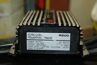 Ampli CRAIG POWERPLAY BOOSTER R500