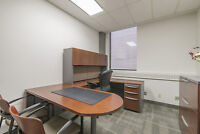 BEAUTIFUL Single Window Office Space - DT Ottawa - Available NOW