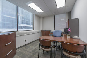 A MUST SEE! Single Office Space with a Large Window - DT OTTAWA!