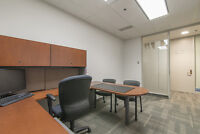 Newly Renovated Interior Office Space - DT Ottawa - Avail NOW