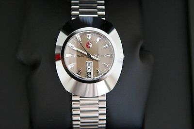 Rado Original DiaStar R12408653 Men's Swiss Made Automatic Watch $1150 NEW