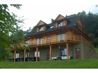 Successful Agri-Tourism business for sale at PLN 2.5m - Beskid Niski, Poland