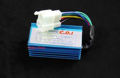 Tuning CDI Steuergerät Bashan Loncin Racing Quad - ATV - Wassergekühlt
