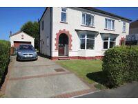 Semi Detached House £132950 OVNO NO FORWARD CHAIN