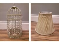 Selection of Lamp Shades - Various prices from £5