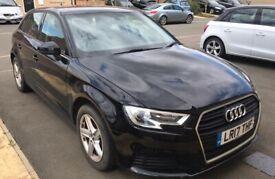 Audi A3 1.0 TFSI SE Sportback (s/s) 5dr - 21,161 miles