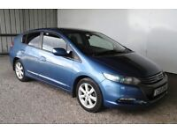 2010(10) HONDA INSIGHT 1.3 IMA es**ONE PREVIOUS OWNER**HYBRID AUTO CAN(PCO) NOT Toyota Prius (UBER)