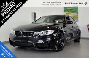 2016 BMW M3 Seulement 7 000km, Exhaust Performance
