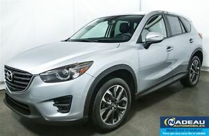2016 Mazda CX-5 GT AWD NAVIGATION ANGLES MORTS  TOIT OUVRANT