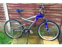 WANTED older style Rhino Mountain Bike, 26 inch wheels, see picture, HELP Needed.