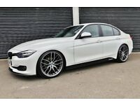 2014 BMW 320D EFFICIENTDYNAMICS *M PERFORMANCE KIT* NOT 318D M SPORT AUDI A3 A4 A5 A6 VW GOLF JETTA