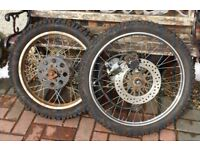"""Trail/Enduro - Front & Rear Wheels """"Project"""""""