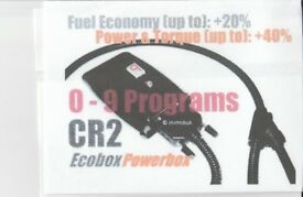 Kia/Hyundai Sportage and Tucson CR2 Powerbox/Economy Chip