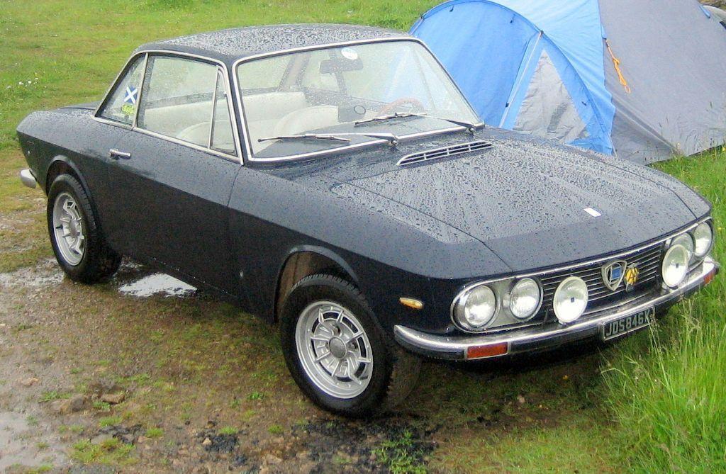 Price Drop Lancia Fulvia S2 Coupe 1300 Lhd 1972 Mechanics Superb For Light Restoration No