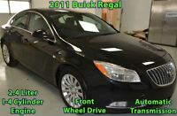 2011 Buick Regal HEATED SEATS, BLUE TOOTH, LEATHER, SECURITY