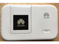 Huawei E5372 4G LTE 3G MiFi Wireless WiFi Mobile Hotspot Broadband - UNLOCKED
