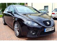 MAY SWAP 2007 MK2 SEAT LEON CUPRA 240, LOW MILES, FSH & HPI CLEAR
