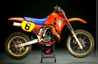 Wanted: Honda CR500 or Kawasaki KX500