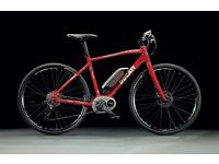 His and Hers Bosch drive electric bike. Lapierre and Ducati city bikes. SAVE £500. Both Medium
