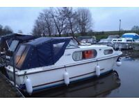 Freeman 23 for sale. Well maintained Boat. Recently anti fouled. Boat safety 24/09/20.