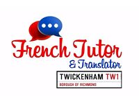 French GCSE and French Key Stage Tuition in Twickenham, Richmond, Teddington, St Margarets