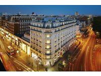 London Marriott Park Lane - Night Auditor
