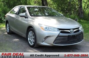 2015 Toyota Camry LE: Technology Package/Backup Camera