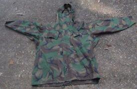 Army Style Waterproof Jacket
