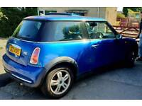 2006 mini looking for Px or swap