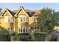 Four bedroom Semi-detatched family house on Cyprus Avenue, Finchley Church End.