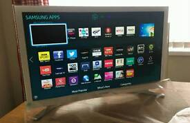 22in Samsung SMART WI-FI LED TV FREEVIEW HD