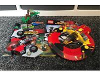 X2 Lego marvel spaceships
