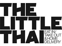 Full time and Part time Waiter/Waitress Required for Thai Restaurant in Hampsted Heath