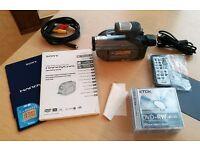 Sony Handycam DCR-DVD755 DVD Camcorder - 2.7 Inch Wide LCD Screen