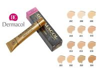 New DERMACOL HIGH COVERING MAKE UP MAKEUP FOUNDATION LEGENDARY FILM STUDIO HYPOALLERGENIC