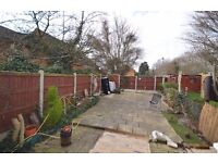 NEWLY PAINTED AND NEW CARPETED THREE BED HOUSE IN BECKTON WITH LARGE GARDEN..
