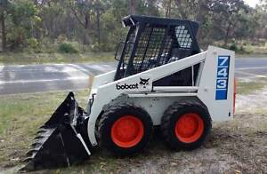 Bobcat 743 ready to work. Any test welcome. Sale Wellington Area Preview