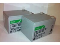 Mobility scooter batteries for sale all types