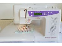 Frister and Rossmann QE404 Sewing Machine 404 with Quilting Extension Table & Hard Case