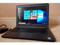 High Spec Dell Intel Core i5-4200U Laptop,8GB RAM,320GB,Windows 10 Pro 64 Bit,Wifi,Webcam,USB 3.0