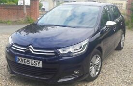 CITROEN C4, diesel, very good condition, negotiable