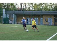 football players needed this week | join us to our casual games at battersea