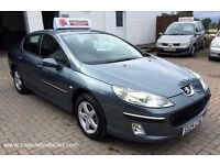 Pretty Immaculate Peugeot 407 1.6 HDi SE 97k hist inc t/belt change, mot until 2017, very clean car