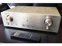 Marantz PM 6010 OSE Integrated Amplifier in champagne/gold + Remote control