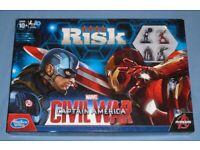 'Captain America Civil War Risk' Board Game